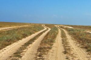 Дороги Арабатской стрелки