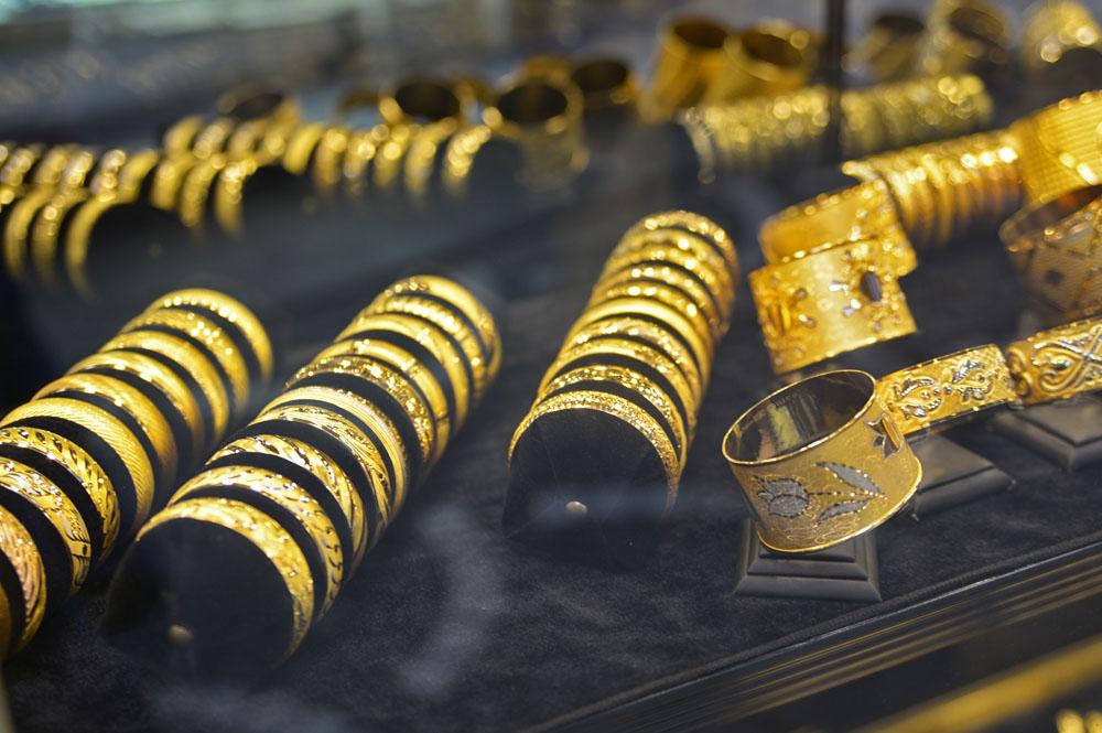 Золото Гранд Базара