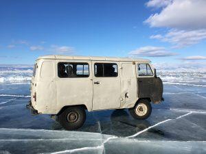 Буханка на льду