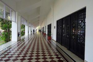Гостиничный коридок