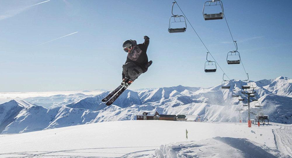 Горная Грузия - лыжные курорты