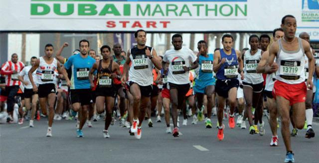 Дубайский марафон