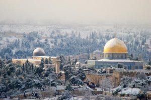 Иерусалим зимой соборы