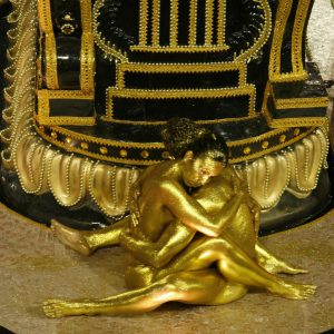 Люди с золотой кожей