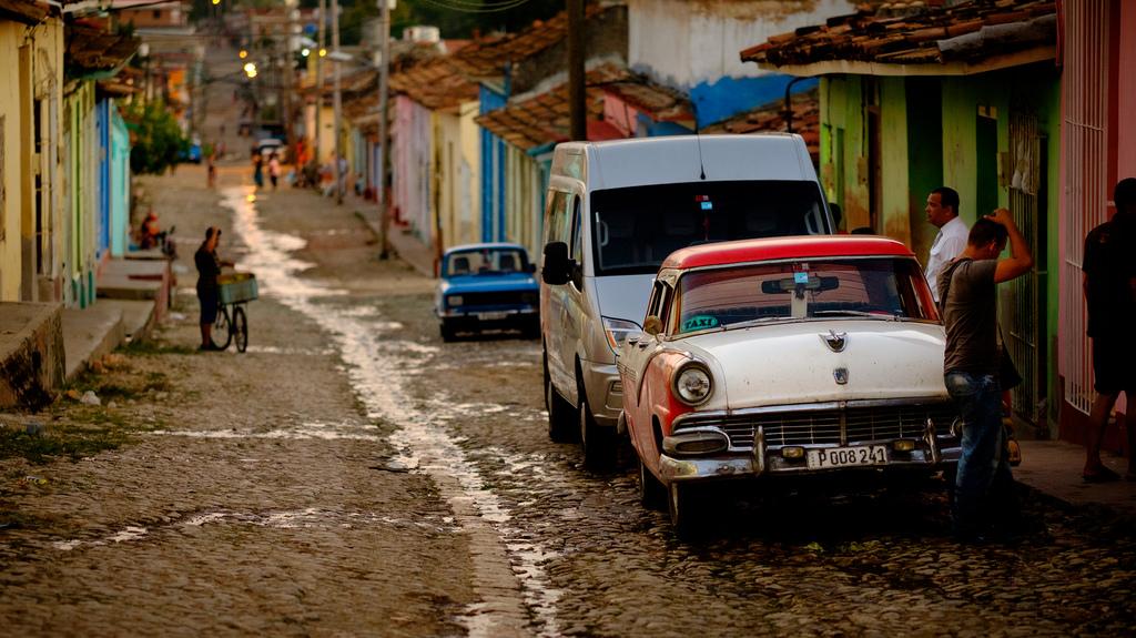 Кубинские улицы