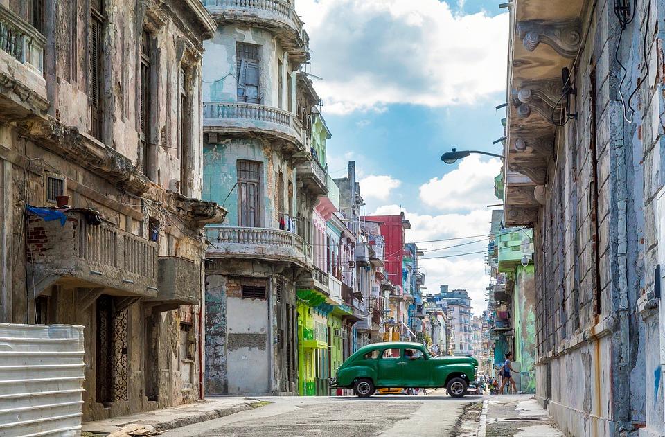 Дух Кубы