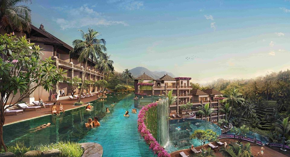 Спа-центр на Бали