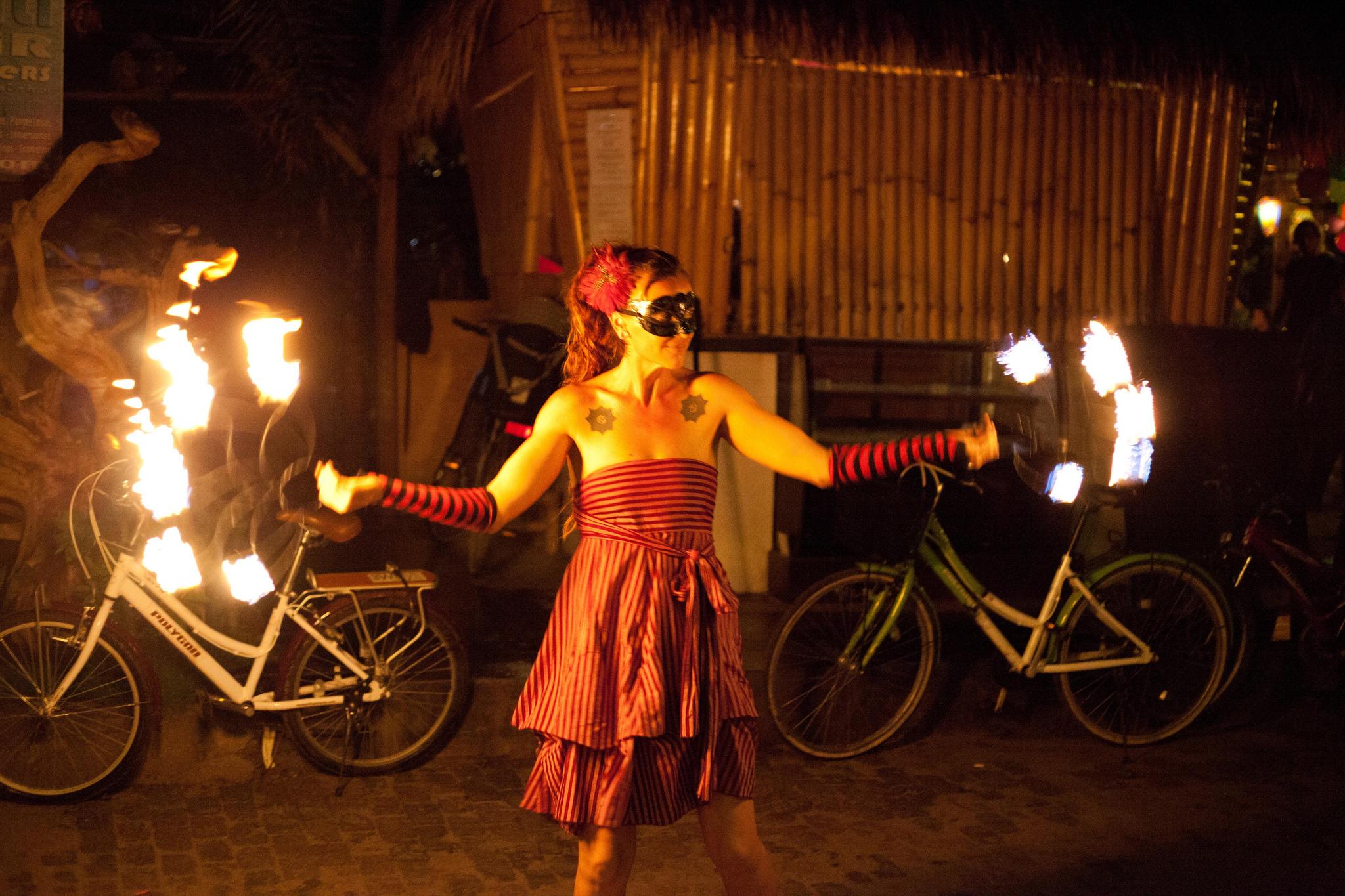 Ньяпи на Бали