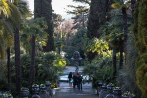 Ботанический сад Сочи