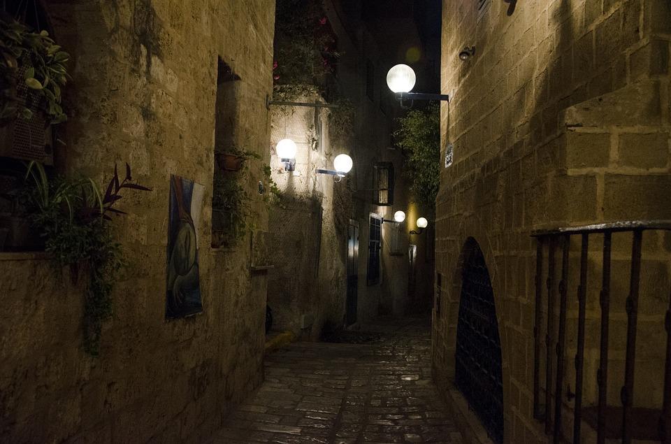 Улицы старого Эйлата