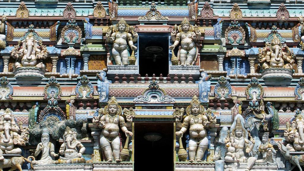 Храм Марии