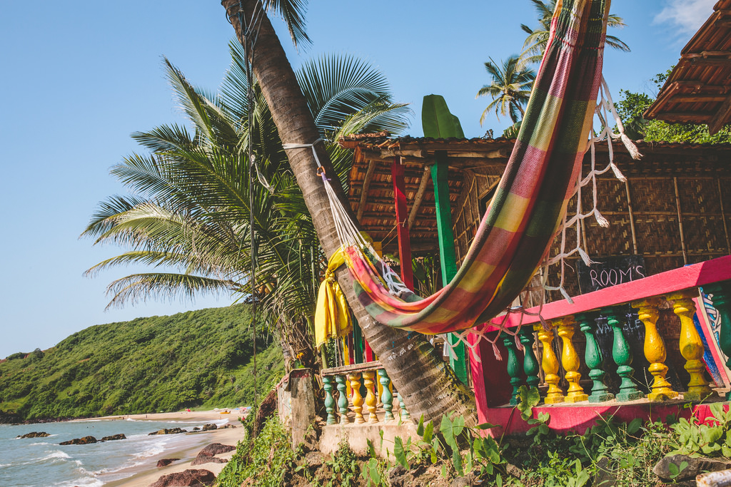 Рай на Гоа