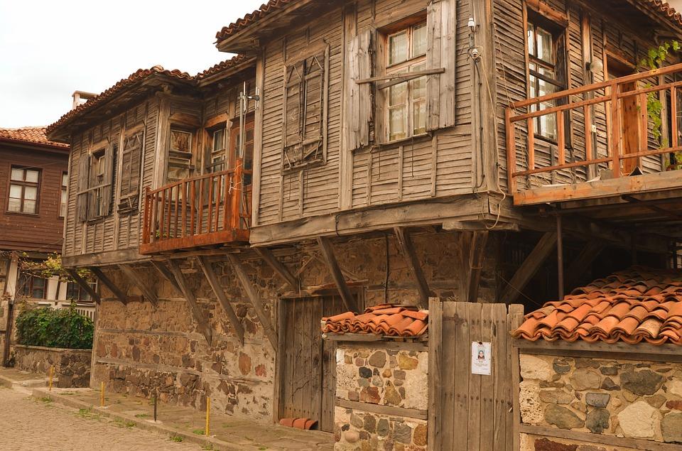 Старый город, Бургас