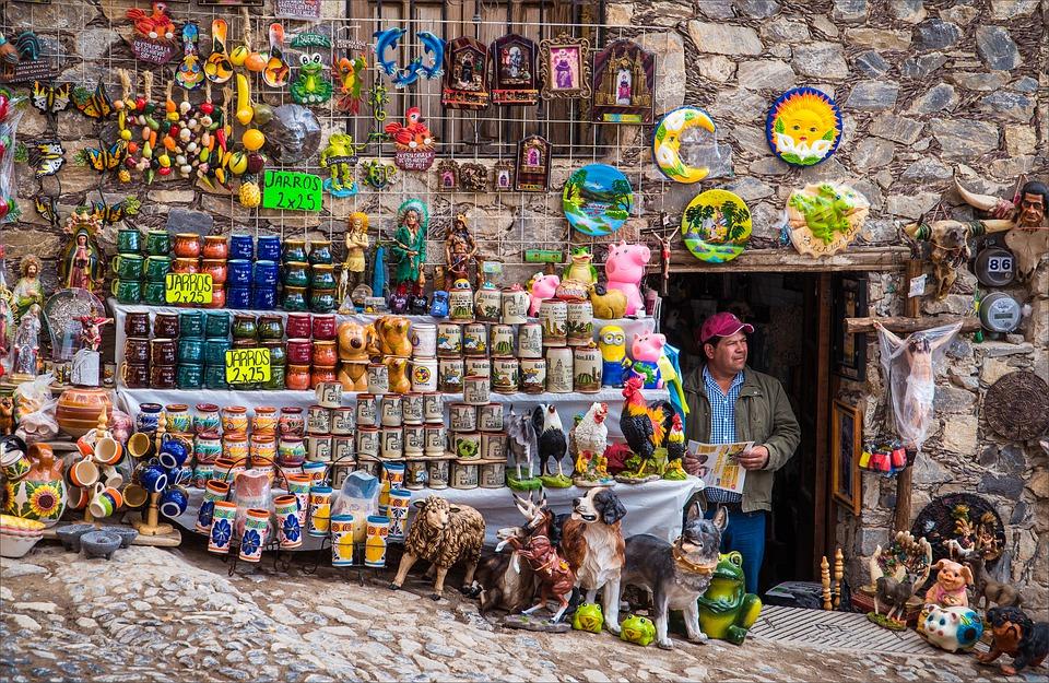 Мексиканский магазинчик