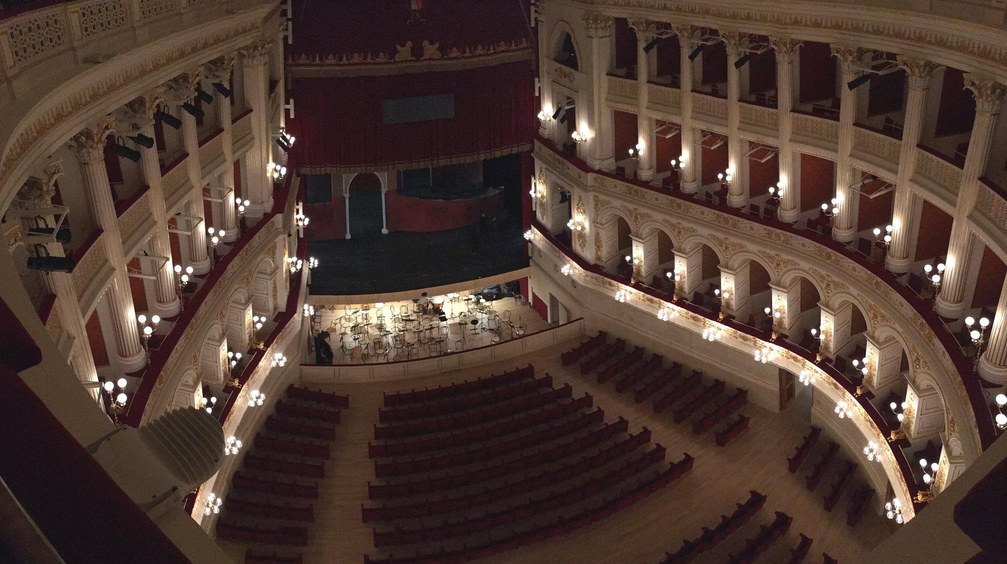 Театр Римини