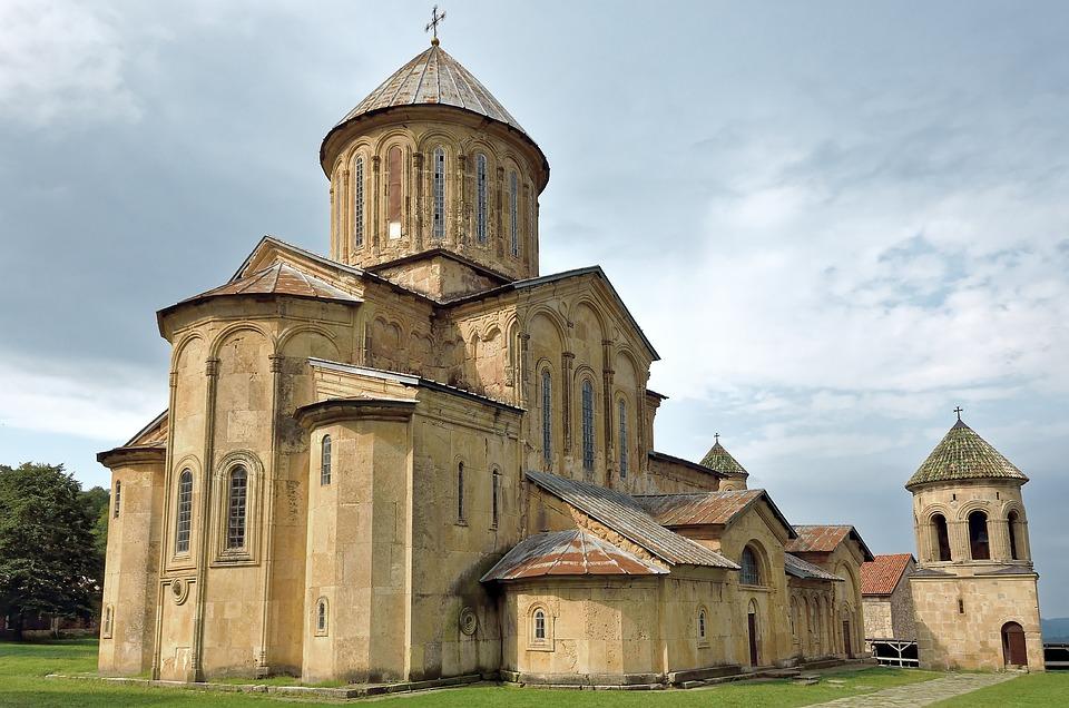 Старая церковь в Кутаиси