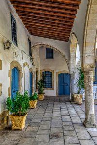 Улочки Кипра