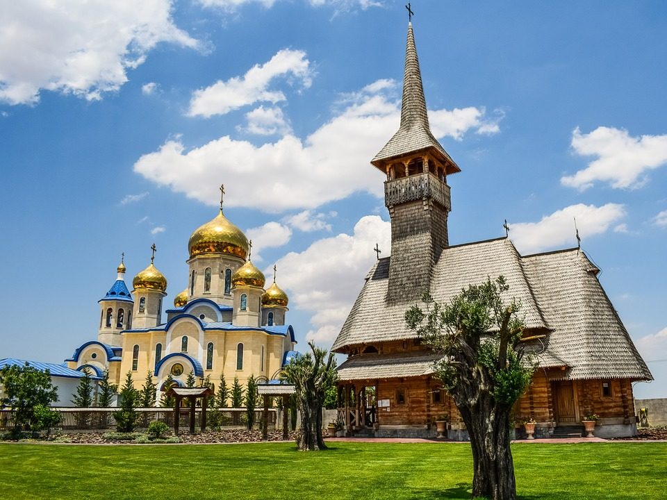 Старинные церкви