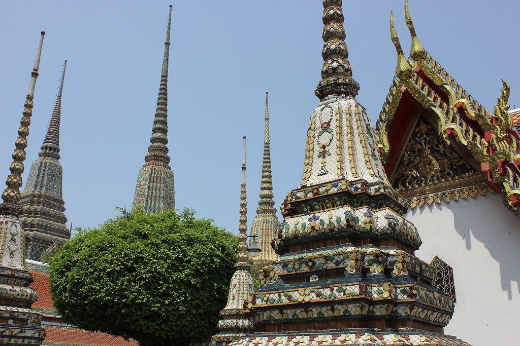 Бангкок в мае
