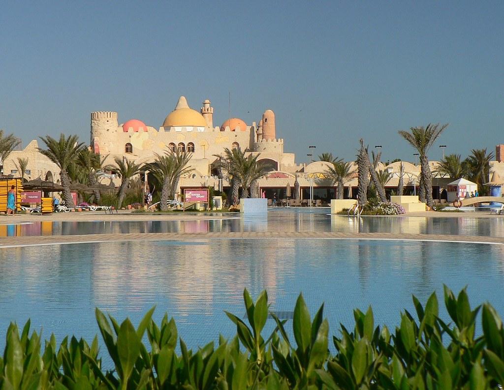 Поездка в мае в Тунис
