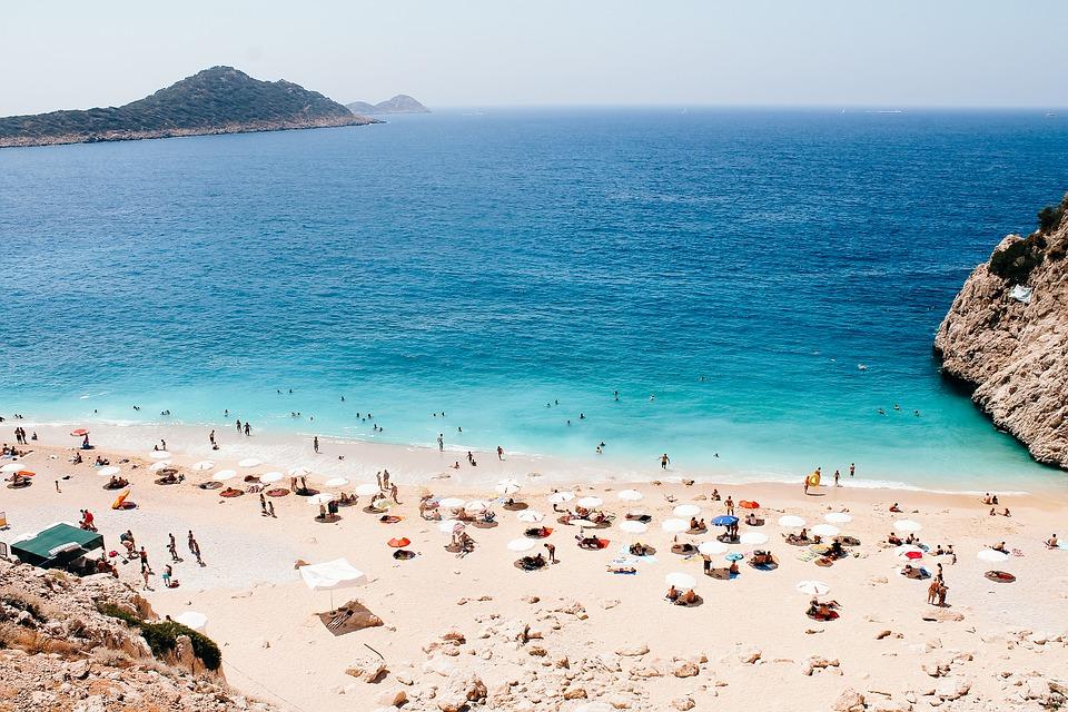 Анталья пляж