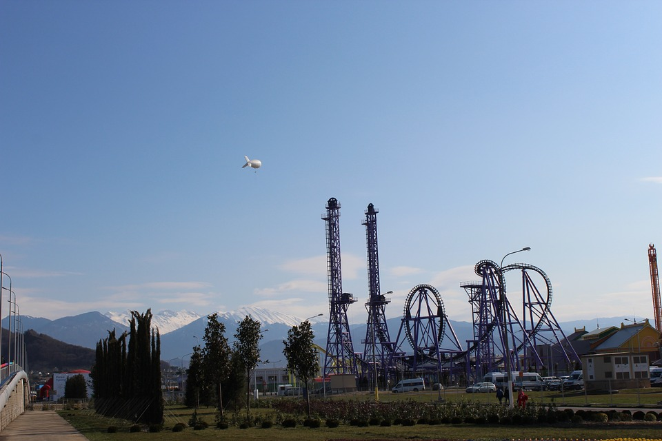 Парк аттрацкионов