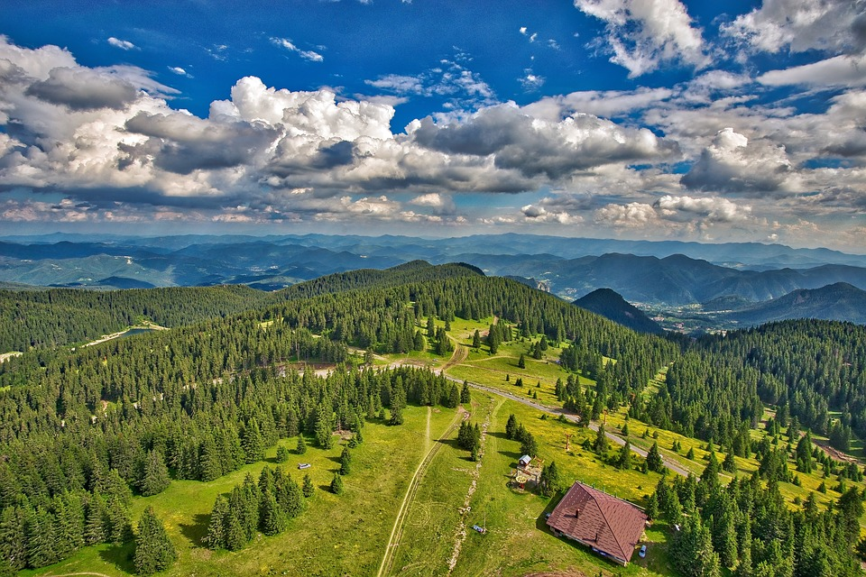 Болгария пейзаж