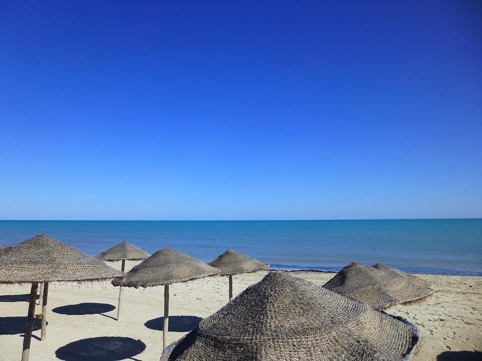 Пляж Джерба