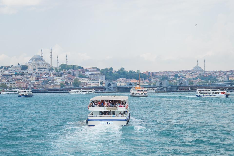 Круиз по Стамбулу