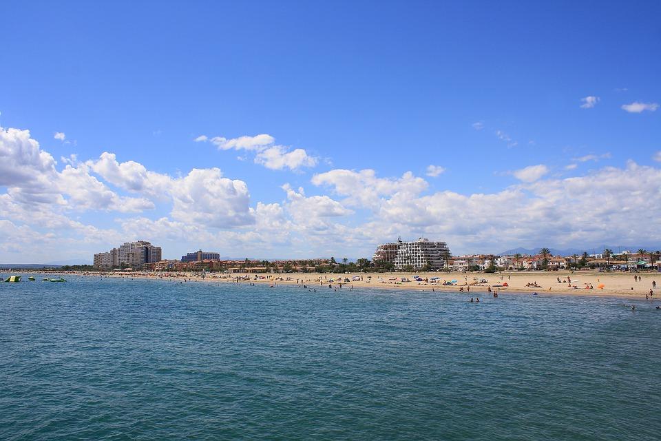 Курорт Коста Брава в Испании