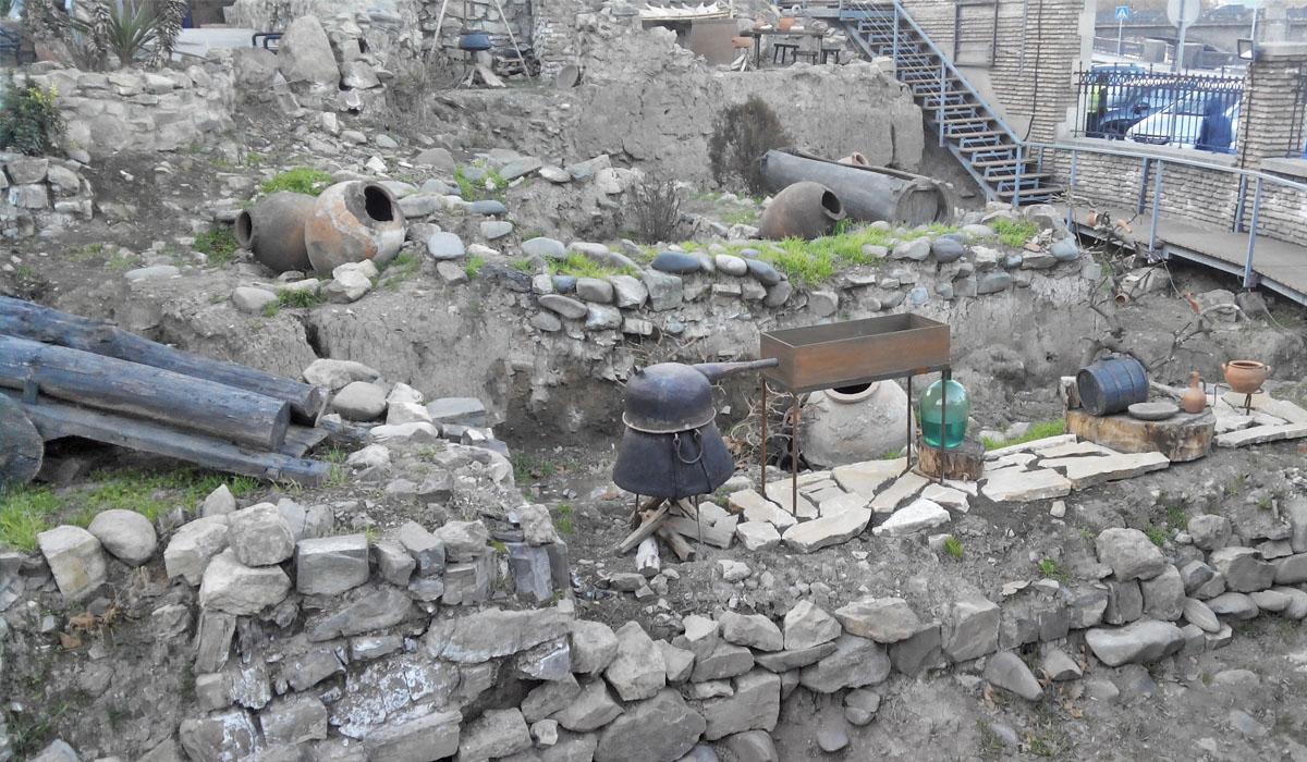 Археологический музей в Тбилиси