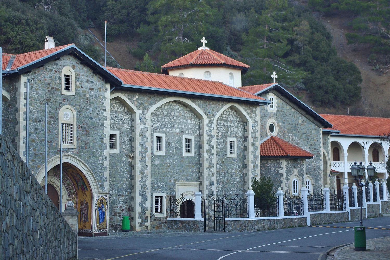 Монастырь Кикос Кипр