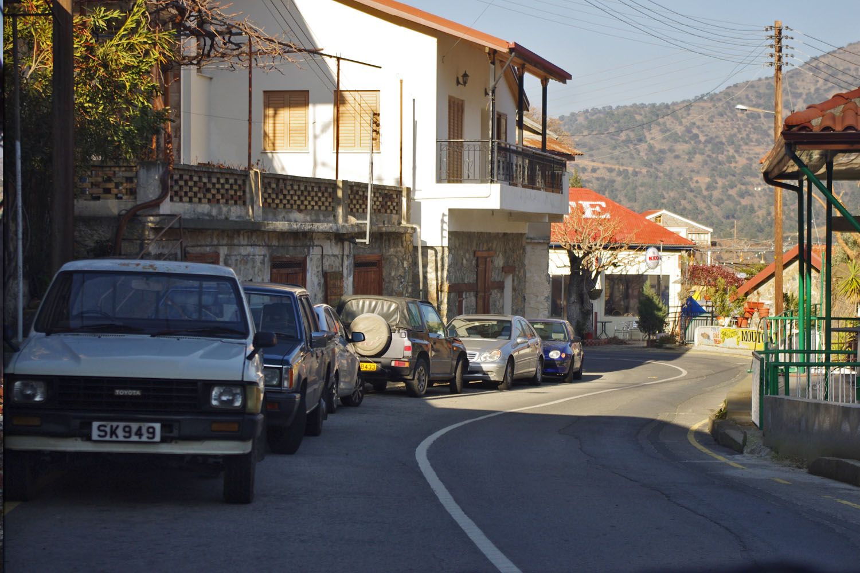 Деревня Геракис