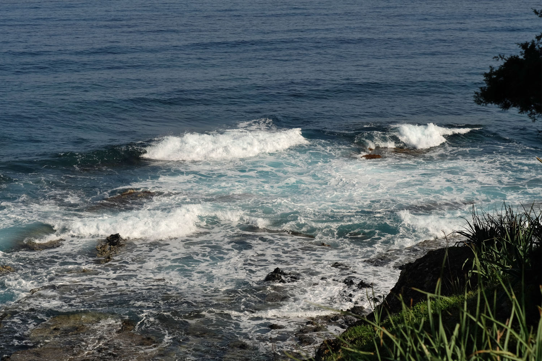 Волны в бухте Афродиты
