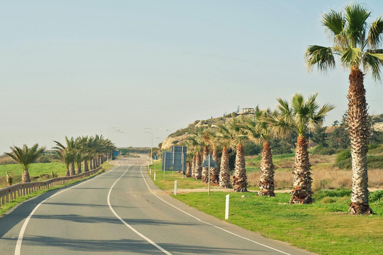 дорога на Пафос