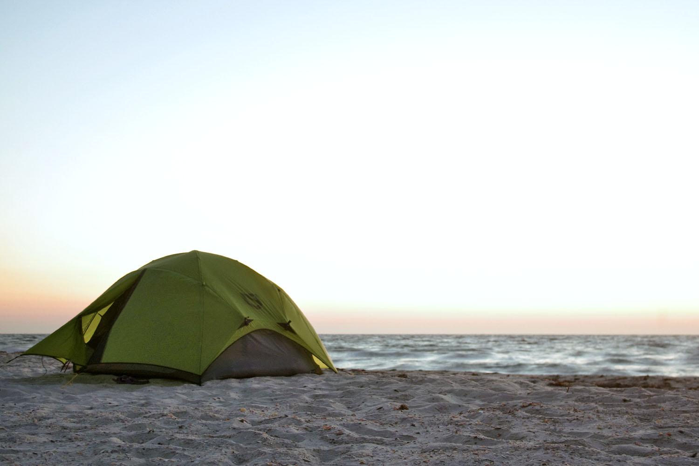 Украинские Мальдивы - остров Джарылгач