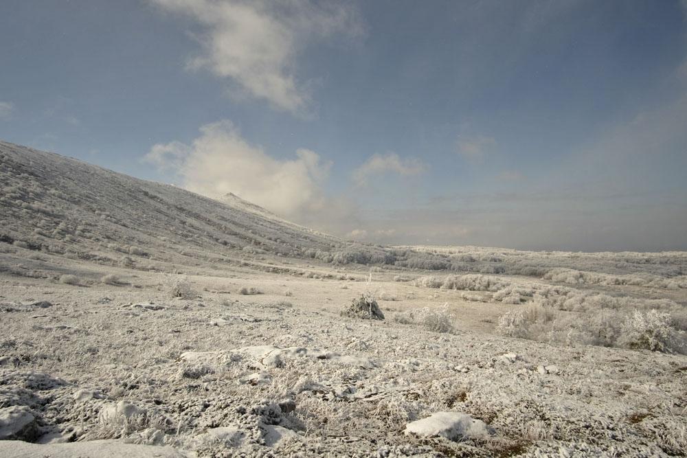 Волна верхнего плато Чатырдага