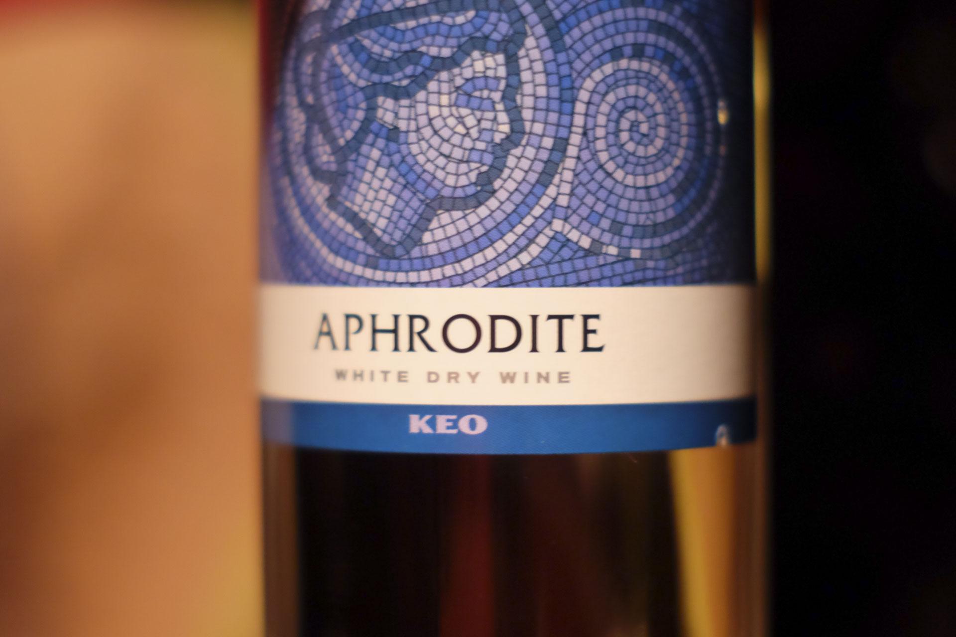 Сухое вино от KEO