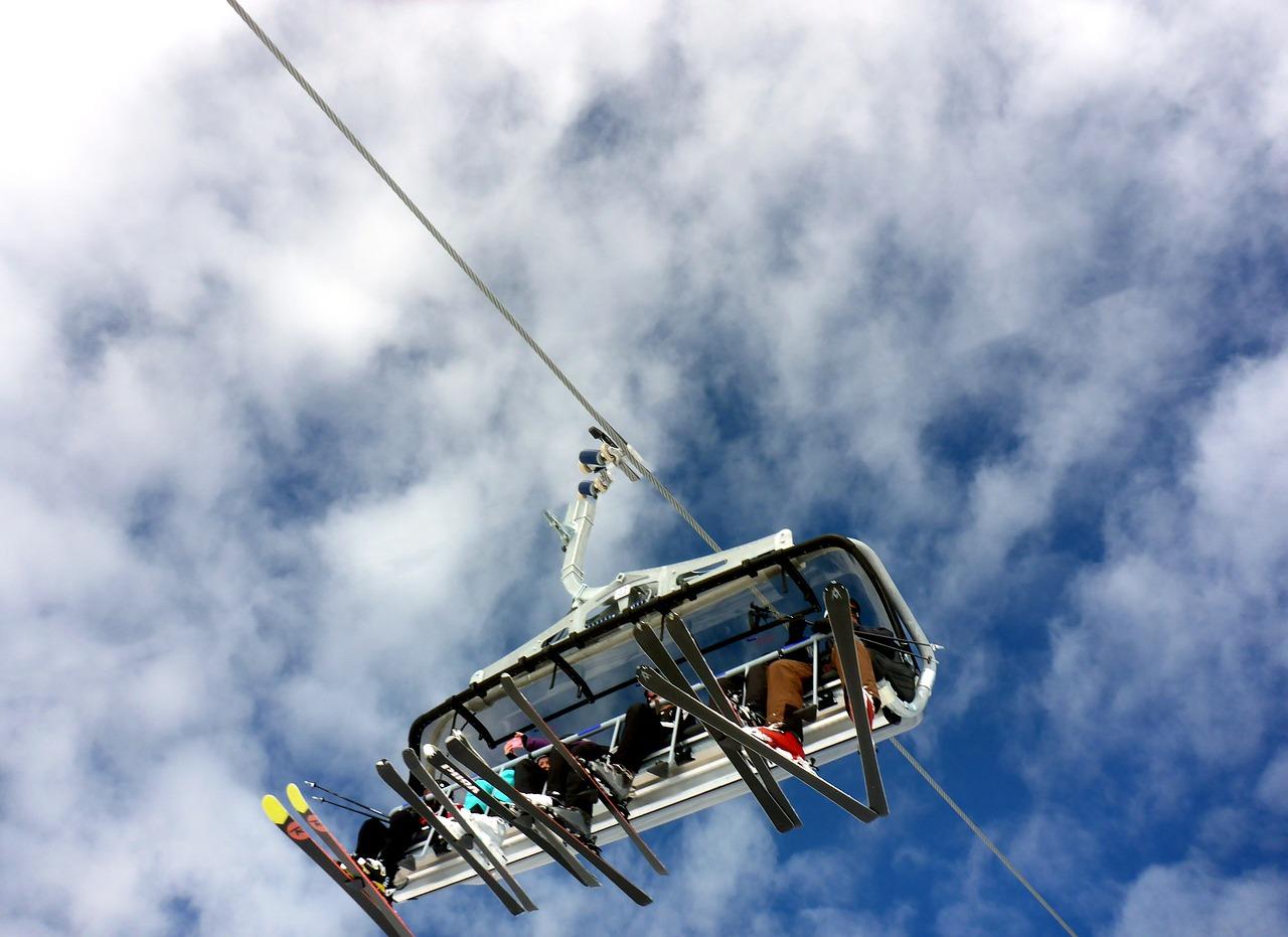 Круглогодичные лыжные курорты