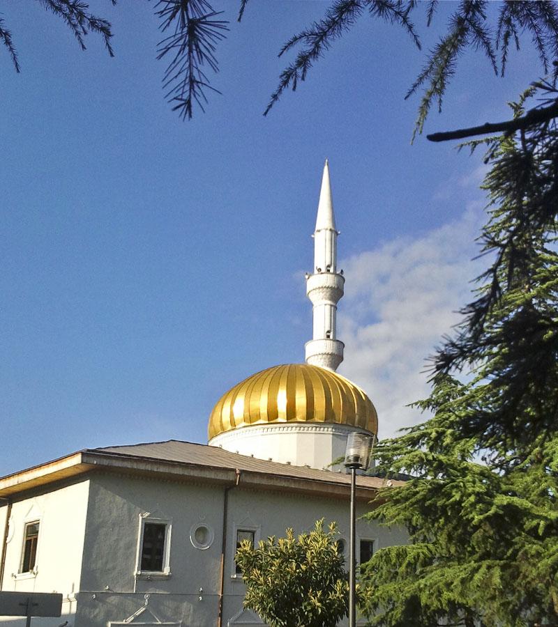 Мечеть Орта Джаме в Батуми