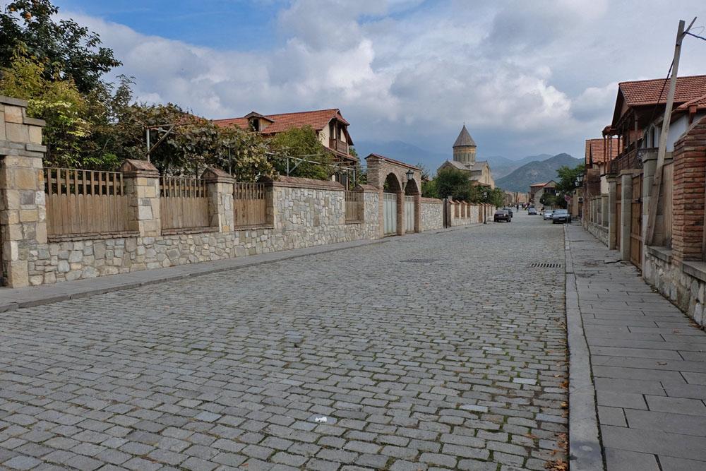Улицы Мцхеты