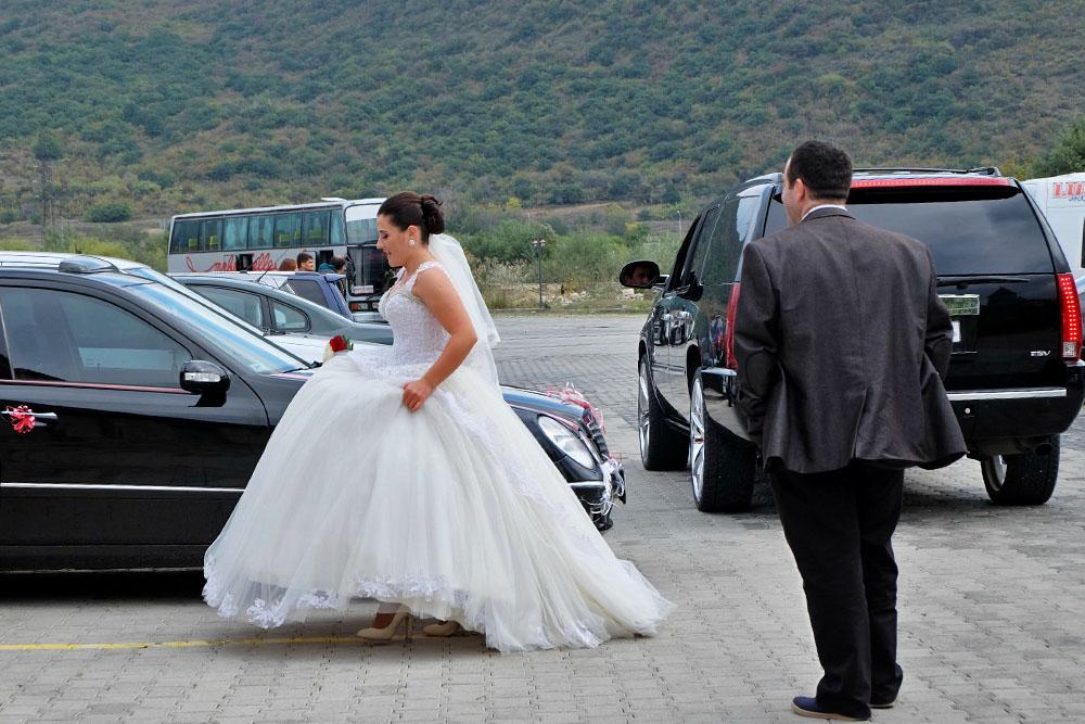 Свадьба в Мцхете