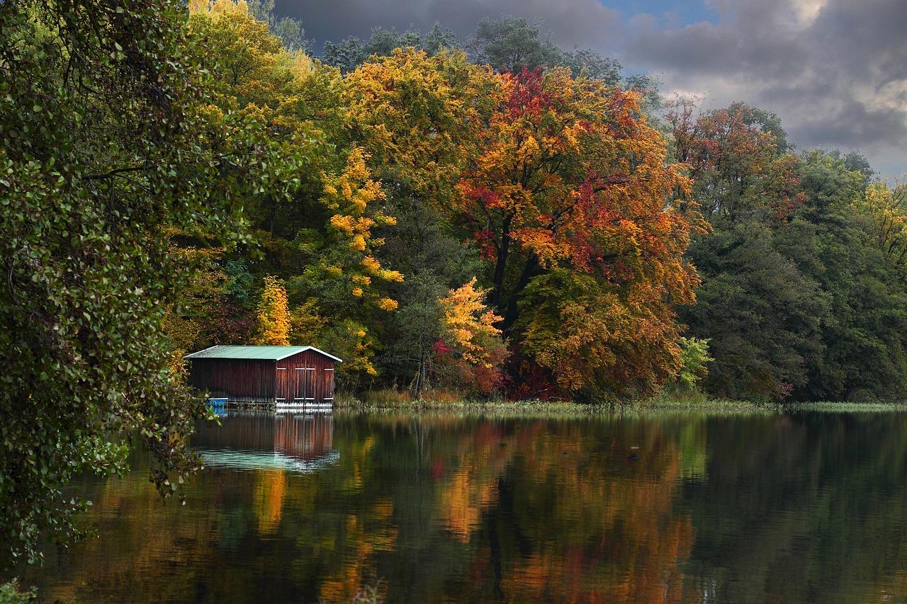 Озеро Сфынта Ана, Румыния