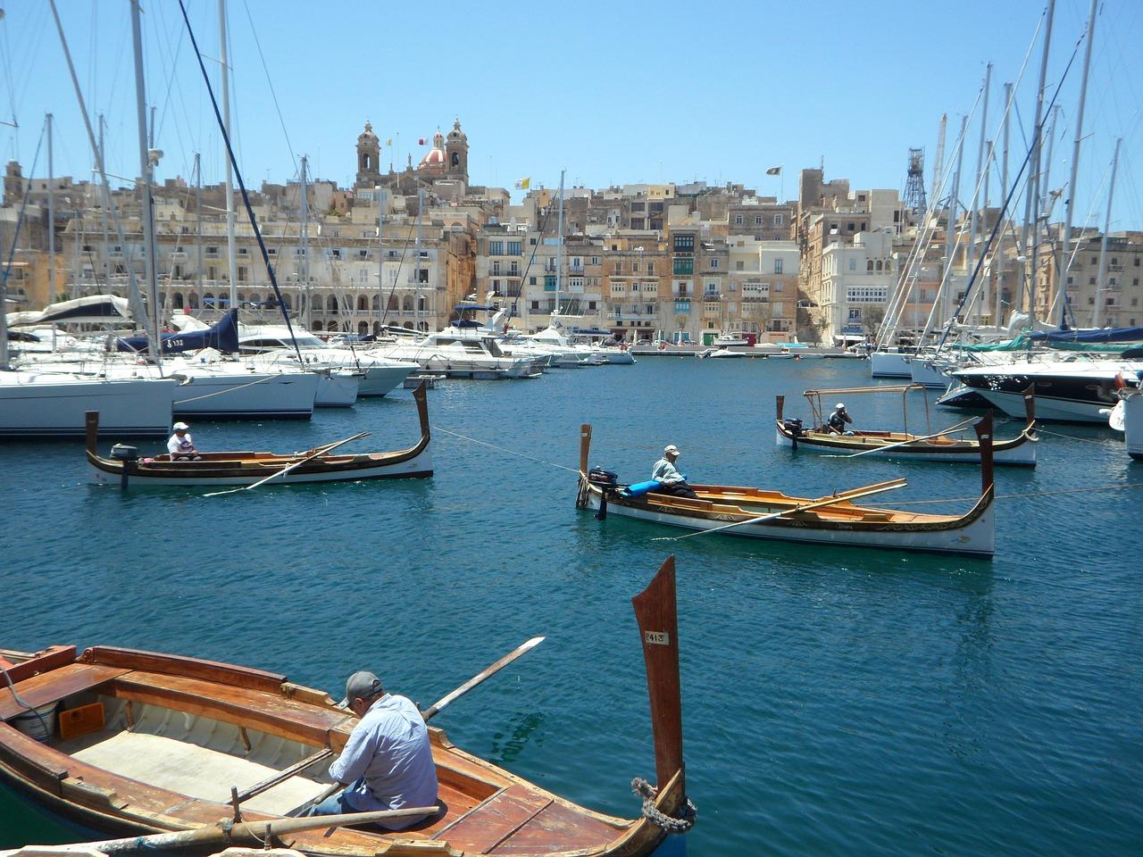 Мальта бухта