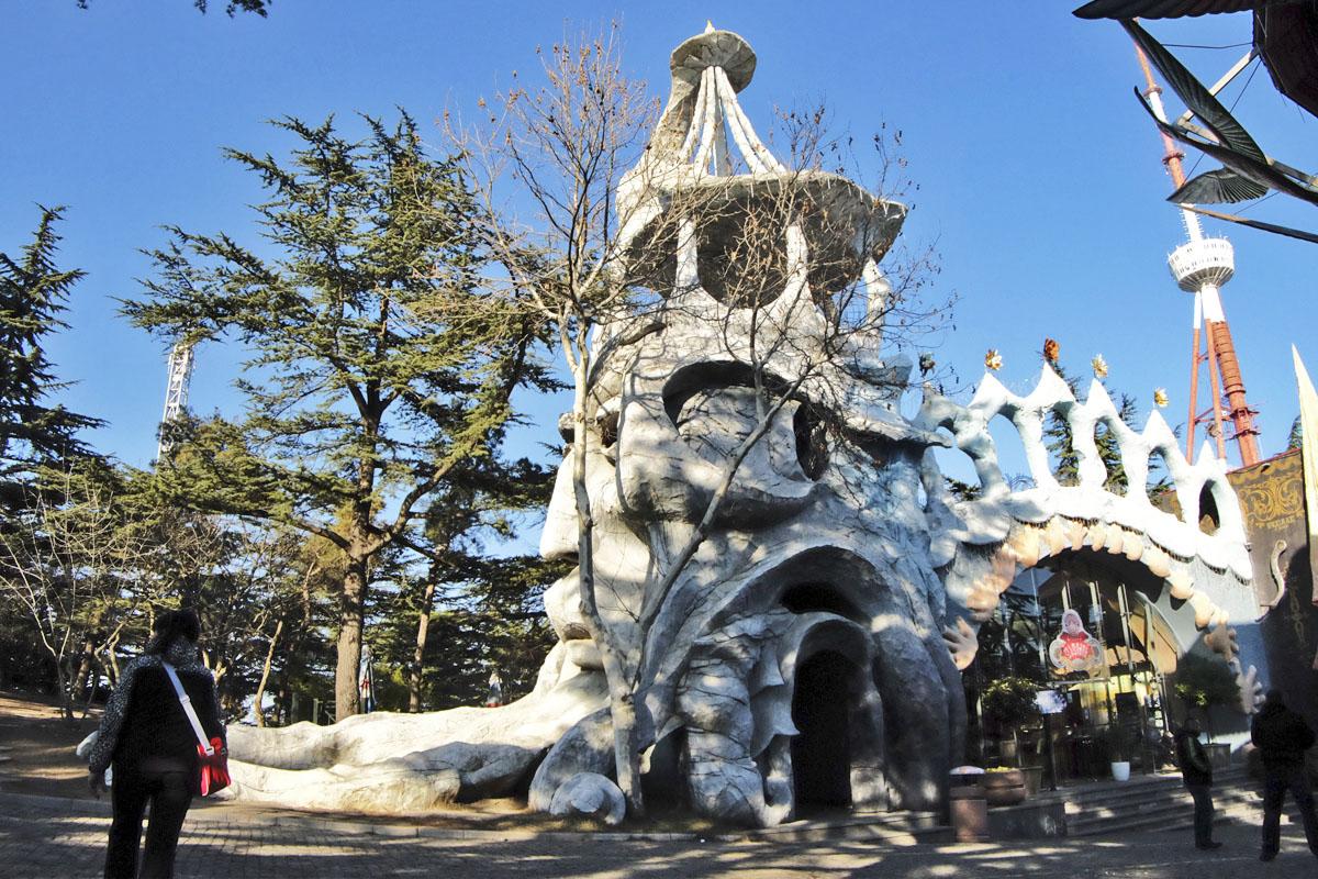Парк развлечения Бомбора