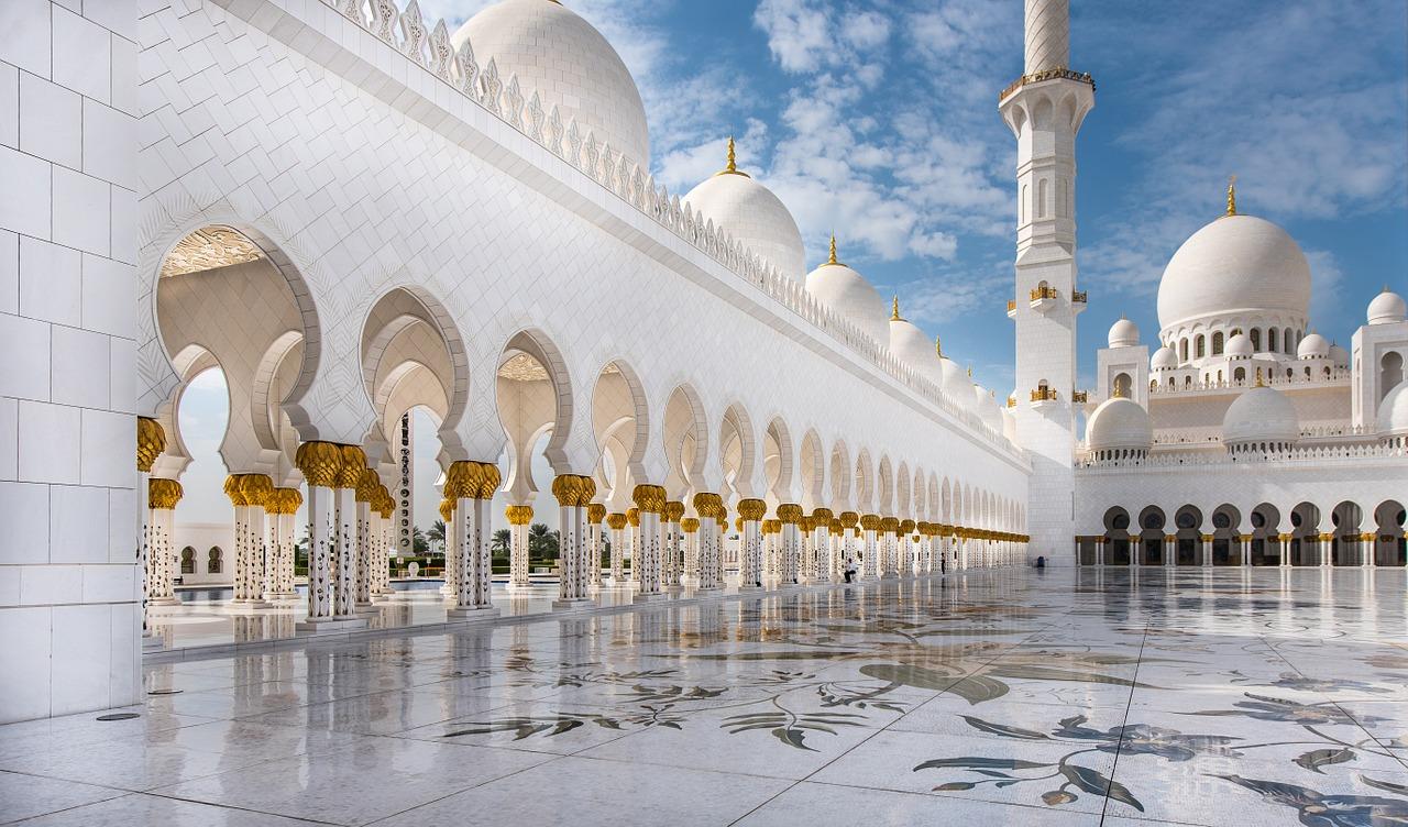 Абу Даби - лучший отдых в ноябре