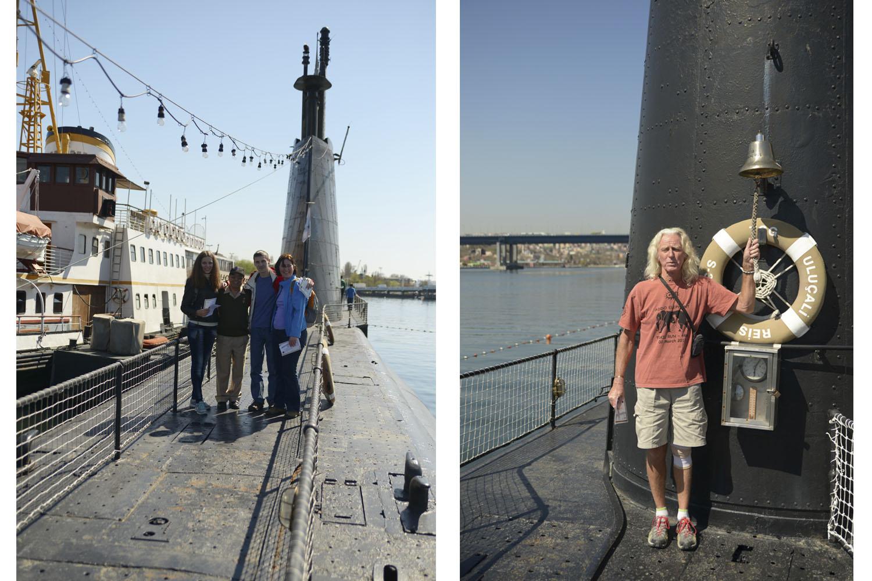 Музей Рахми М. Коча - подводная лодка