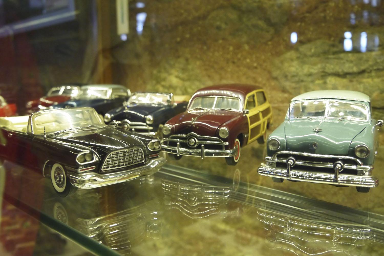 Музей Рахми М. Коча - копии экспонатов