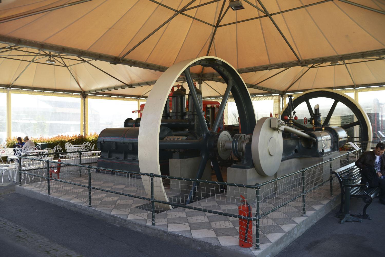 Музей Рахми М. Коча - openair площадка