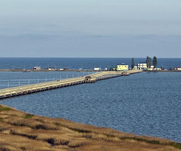 Мост в Сергеевке